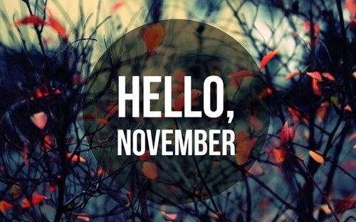 Hello November The Wedding Teller